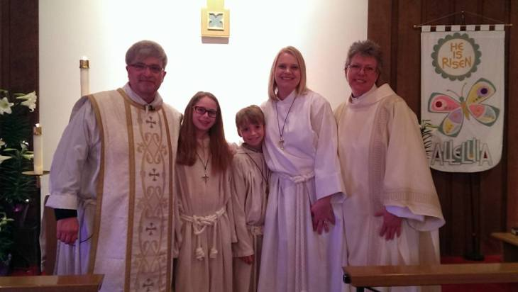 Easter Alter Party 2016